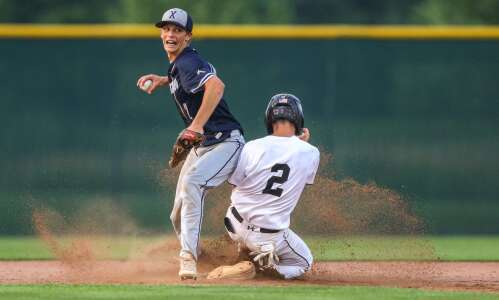 Photos: Cedar Rapids Xavier vs. Solon, Class 3A Iowa high…