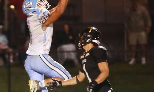 Sigourney-Keota, WACO stay in place in football rankings