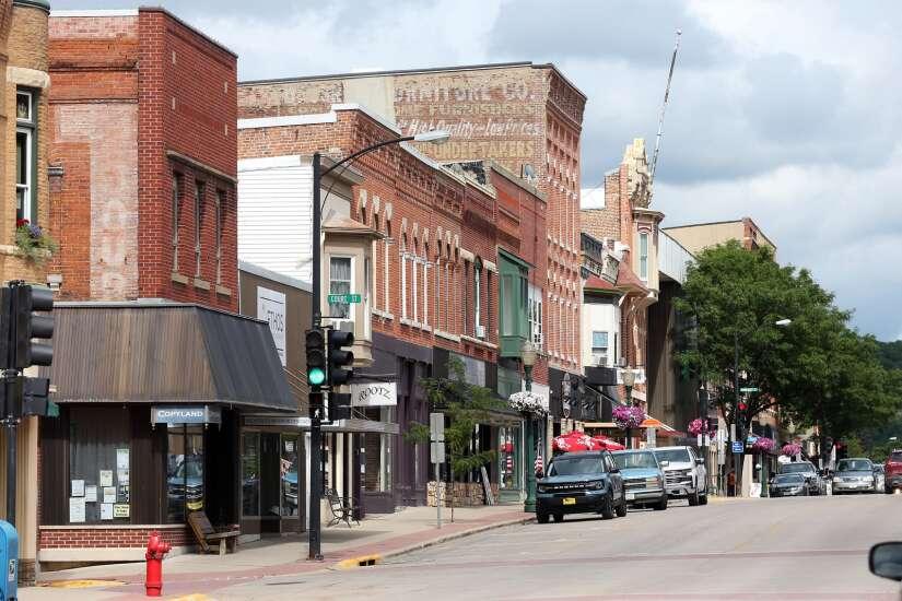 Destination: Decorah, Iowa