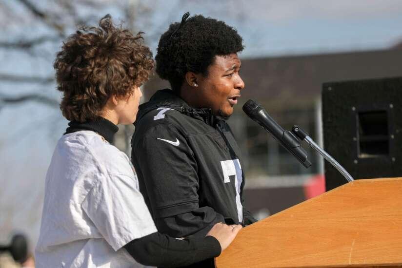 Meet Cedar Rapids' young 'power couple' leading racial justice reform