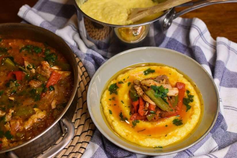 Making the perfect polenta