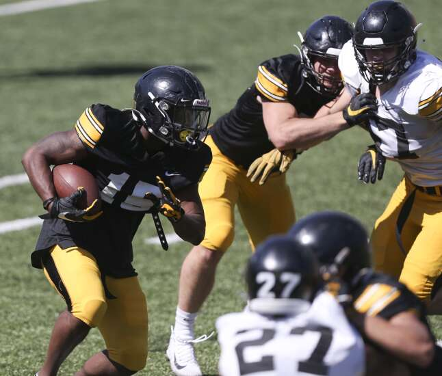 Time for Iowa football to explode, in a good way