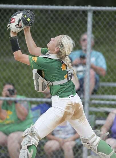 Photos: Cedar Rapids Kennedy vs. Iowa City High, Iowa high school softball
