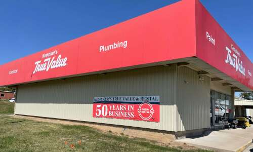 Kempker's True Value and Rental celebrates 50 years
