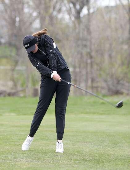 Photos: CRANDIC girls' golf meet