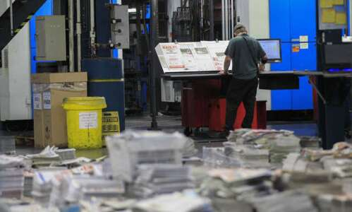 Gazette printing transitions this week; digital tools for supplementing subscription