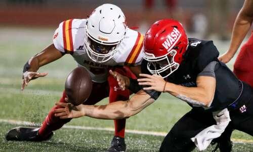 Photos: Marion vs. Cedar Rapids Washington football