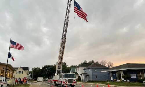 Mt. Pleasant Fire Department holds Open House