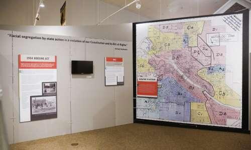 Redlining in Iowa underscored in new African American Museum exhibit