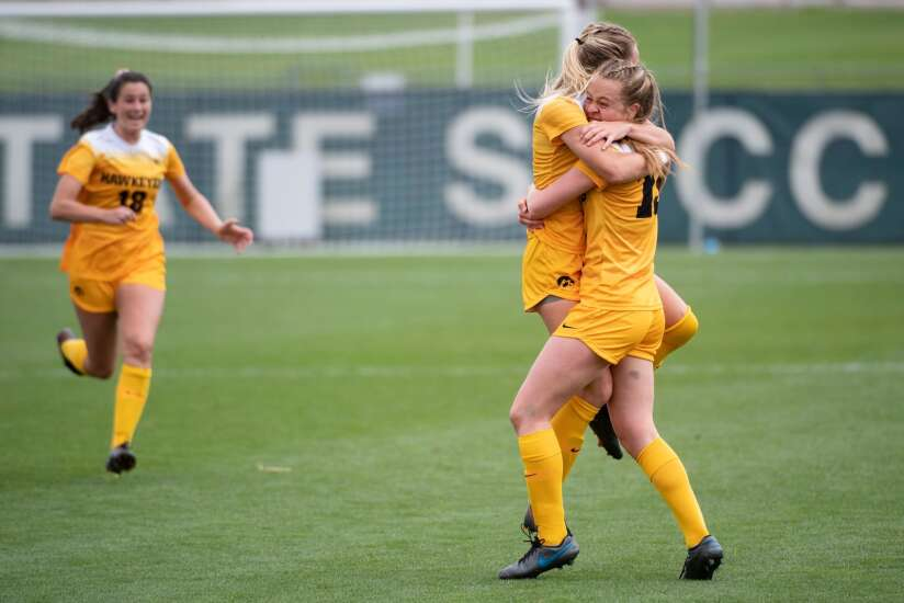 How Iowa soccer turned its season around and reached the NCAA tournament