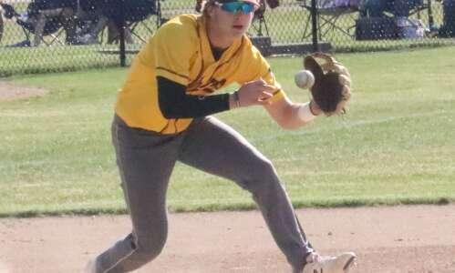 Mt. Pleasant baseball takes 2 from Keokuk