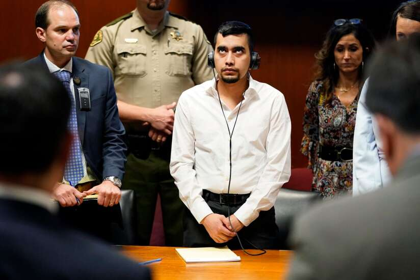 Cristhian Bahena Rivera guilty of murder in Mollie Tibbetts' slaying