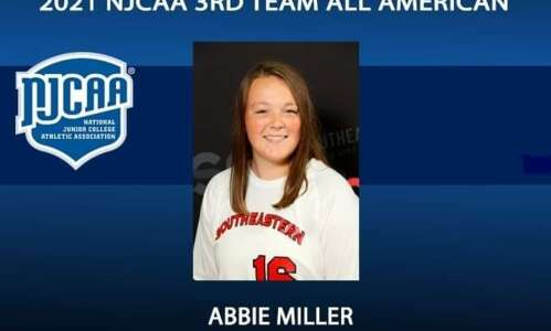 Highland's Miller selected 3rd team All-American