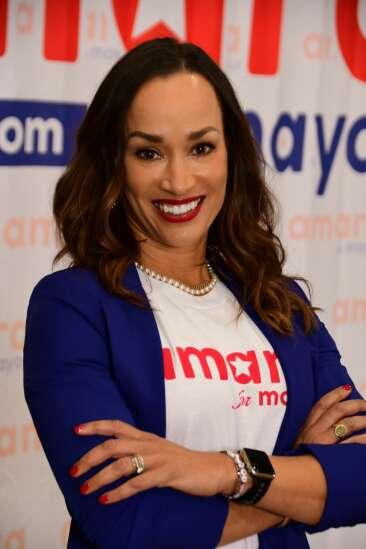 Amara Andrews for Cedar Rapids mayor: Bold leadership and righteous energy
