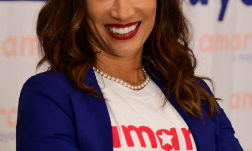 Amara Andrews, candidate for Cedar Rapids mayor
