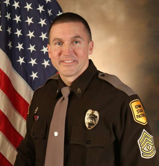 Public funeral in Independence planned Friday for slain Iowa trooper Jim Smith