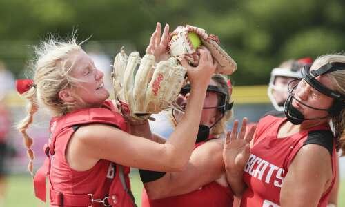 Iowa high school state softball 2021 updates: Scores, brackets, more
