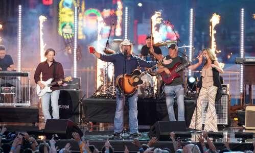 Toby Keith will headline Xtream Arena's first concert