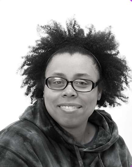 Bridgette Williams Robinson, candidate for Cedar Rapids Community School Board director at-large