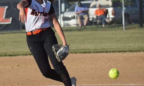Softball roundup: VBC's Huff tosses no-hitter against Cardinal