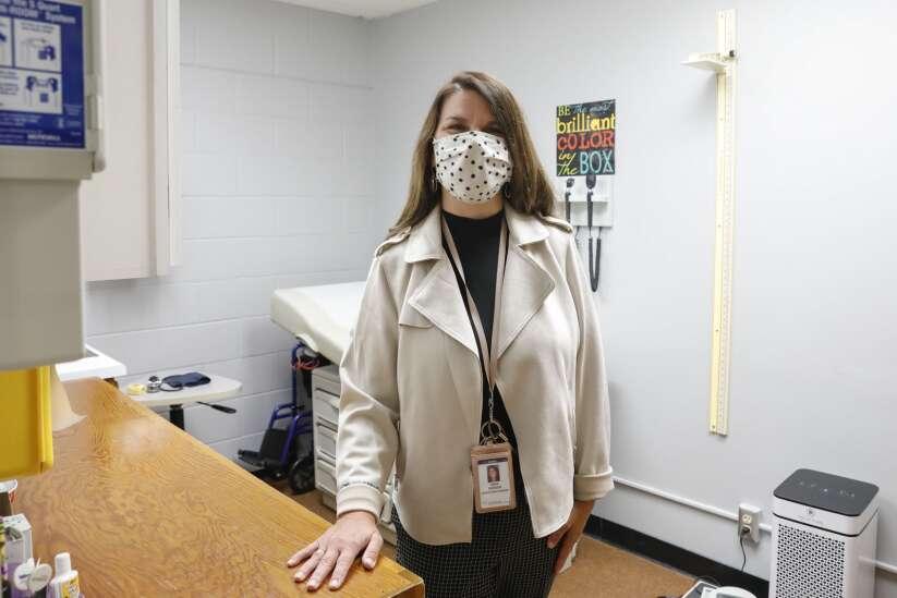 Cedar Rapids schools' nurse practitioners help kids stay healthy so they can learn