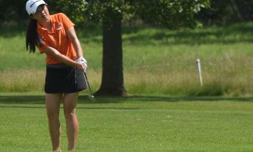 Washington captures sixth girls' state golf title