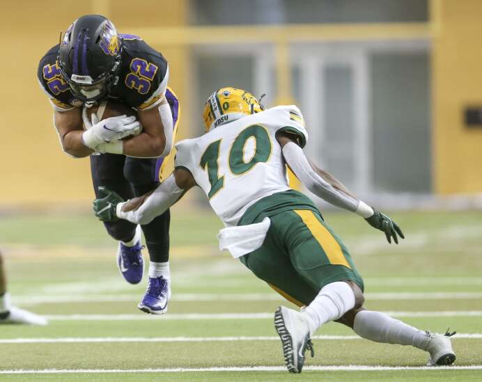 UNI football summer check-in: Panthers loaded at running back