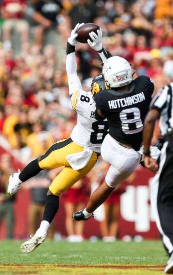 Photos: Iowa beats Iowa State in 2021 Cy-Hawk football game