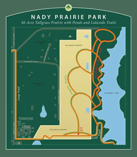 Nady Prairie Park to open Saturday