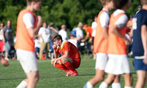 Photos: Cedar Rapids Prairie vs. Pleasant Valley state soccer