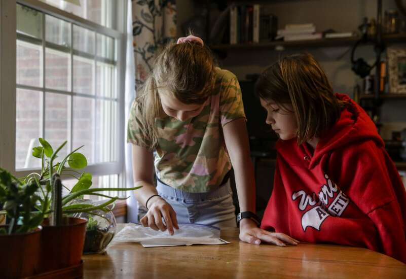 More families turn to home schooling in pandemic