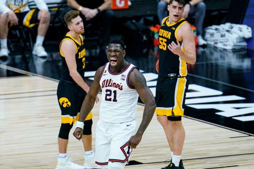 Iowa Hawkeyes 9th in Big Ten preseason men's basketball poll