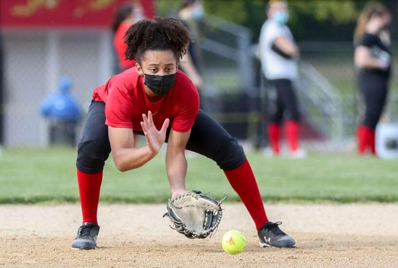 After a late-season fade in 2020, Iowa City High has sky-high softball hopes
