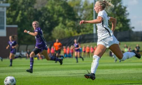 Photos: Iowa vs. Northwestern - Iowa Hawkeyes Womens Soccer