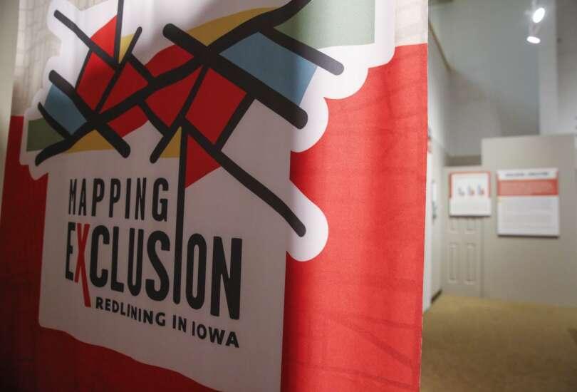 Redlining in Iowa underscored in new African American Museum of Iowa exhibit