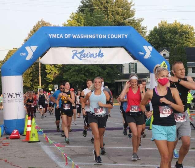 Record number of runners expected for Kewash half marathon, 10K, 5K Saturday