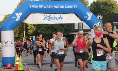 Record number of runners expected for Kewash half marathon, 10K,…