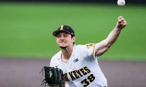 Iowa pitchers Trenton Wallace, Drew Irvine selected in MLB Draft