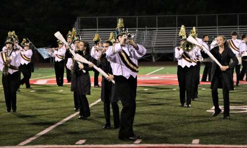 Mt. Pleasant Bands seeing success