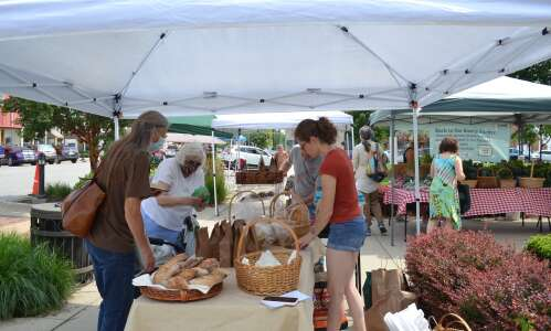 Fairfield farmers market sees big changes in 2021