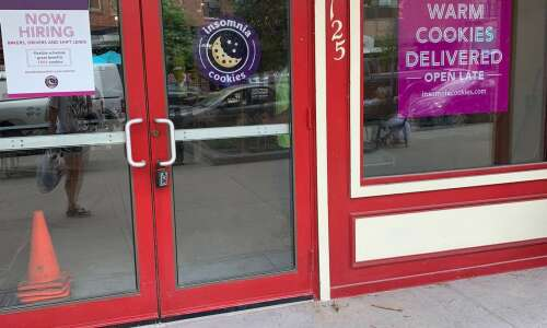 Insomnia Cookies opening soon in Iowa City; White Star reopens