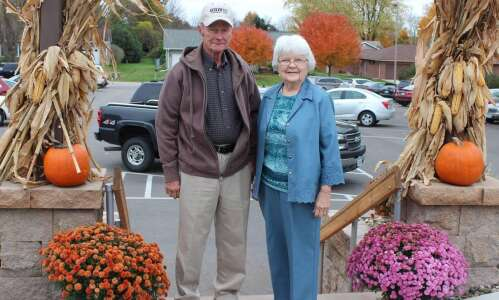 Larry and Nancy Swaim celebrate 65 years