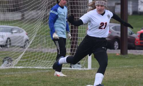 Trojans eke out girls soccer postseason win