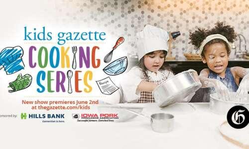 Kids Gazette Cooking Series: June