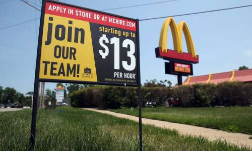 Iowa jobless numbers unchanged in August