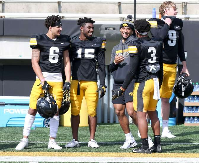 5 questions for Iowa football during fall camp