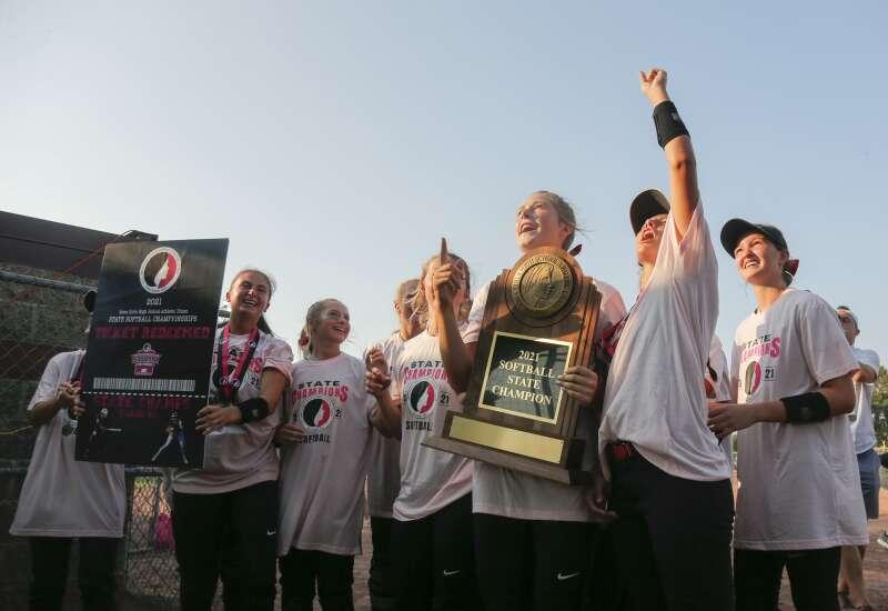 Final 2021 Gazette area high school softball Super 10 rankings