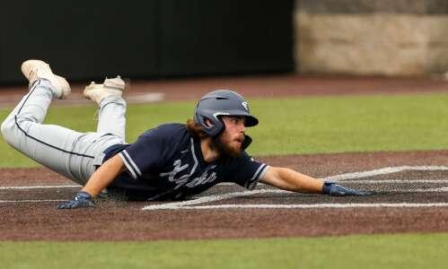Photos: Cedar Rapids Xavier vs. Dubuque Wahlert, state baseball semifinals