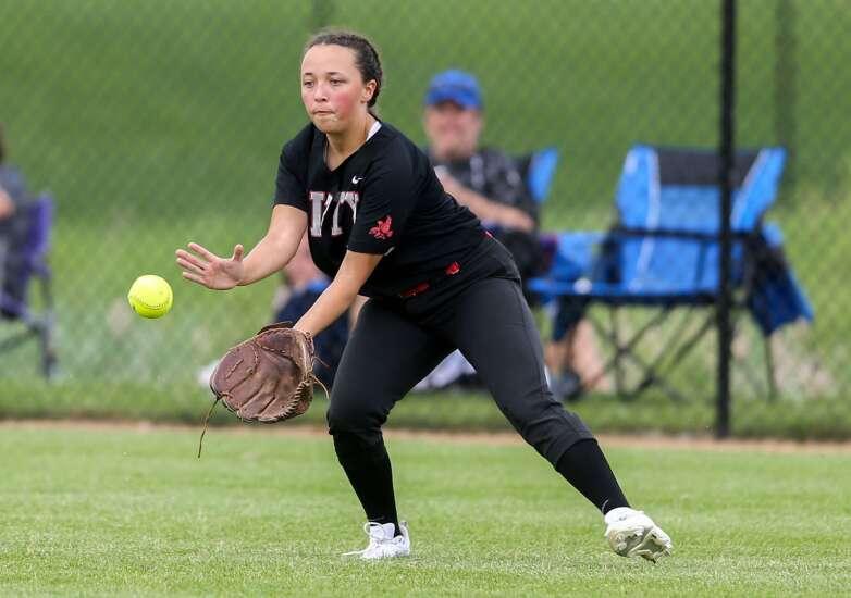 Photos: Iowa City Liberty vs. City High, Iowa high school softball