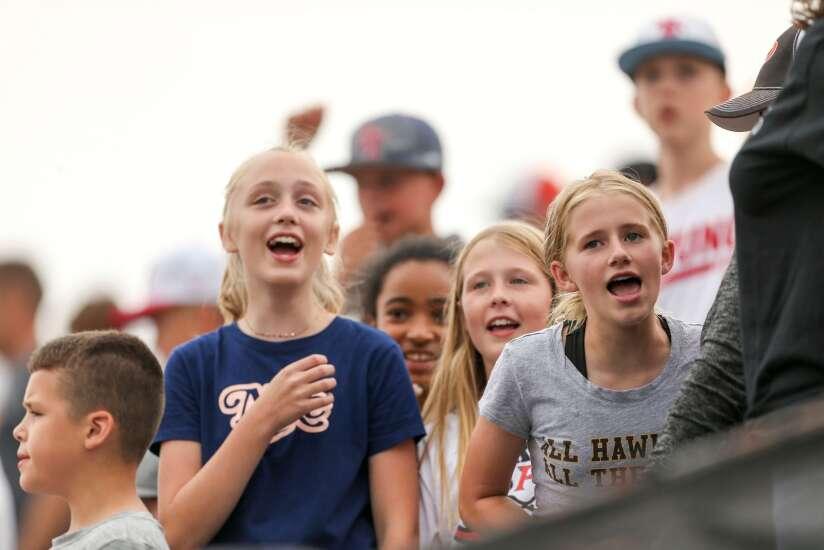 Photos: Cedar Rapids Prairie vs. Pleasant Valley, Class 4A Iowa high school state baseball tournament
